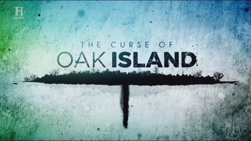 Проклятие острова Оук 8 сезон 18 серия. Пушечное мясо The Curse of Oak Island