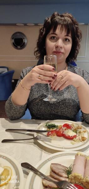 Анна Ларионова, Кондопога, Россия