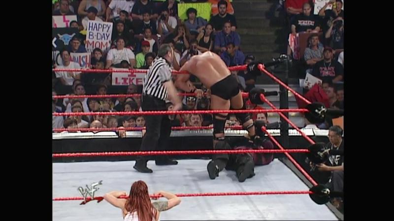 WWF Raw Is War 06.08.2001 - Matt Hardy vs Steve Austin