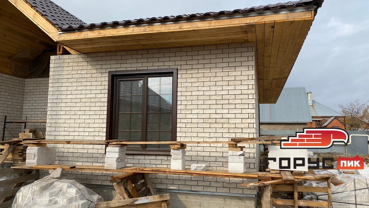 Чем можно облицевать фасад, что бы стоило недорого, но выглядело богато?