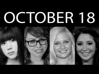October 18 Famous Women BirthDays  Celebrities