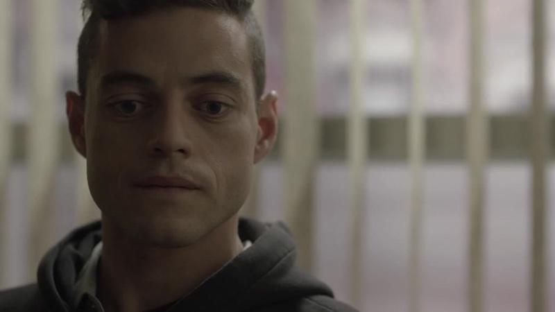 ERA Эллиот у психолога Отрывок из 1 сезона 1 серии Мистер Робот FD