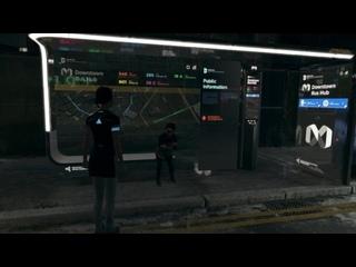 """Detroit: Become Human. Восстание андроидов. Глава 10: """"Беглянки"""""""