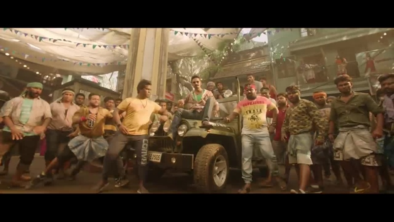 Maari 2 Telugu Maari Century Video Song Dhanush Yuvan Shankar Raja Balaji Mohan