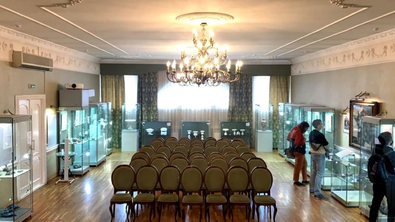 Видео от Музей камнерезного и ювелирного искусства