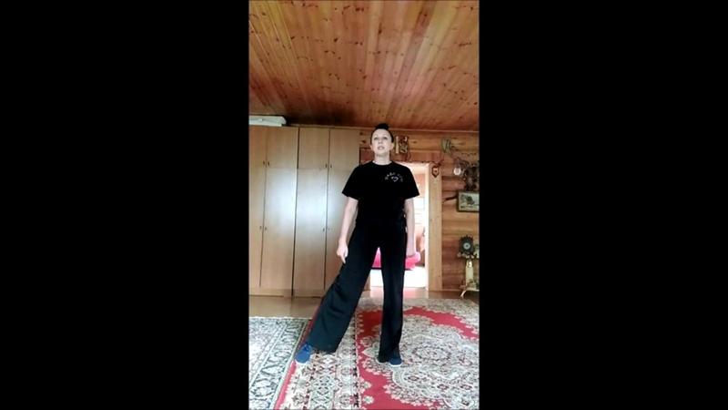 Элементы танца Весенняя капель для групп 3 4 5 6