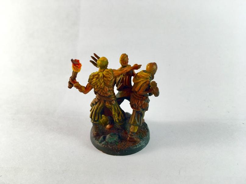 Покрашенные миниатюры ОГ, изображение №34