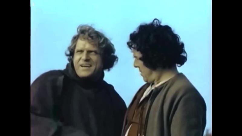 Легенда о Тиле 1976 вырезанный фрагмент