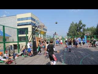 XXII Чемпионат города по стритболу. День 1