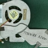 Система охлаждения ноутбука Toshiba Satellite A200