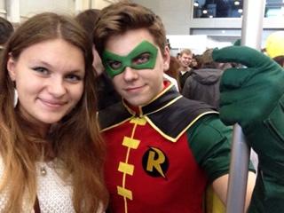 Comic Con Russia 2014, 3 октября, ваши фото