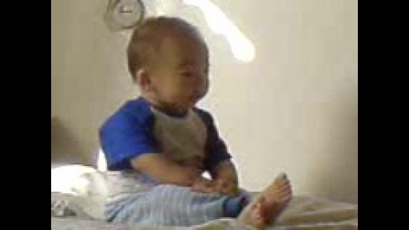 Ильяс 2008 жылы алынган ташкенттеги больницадагы