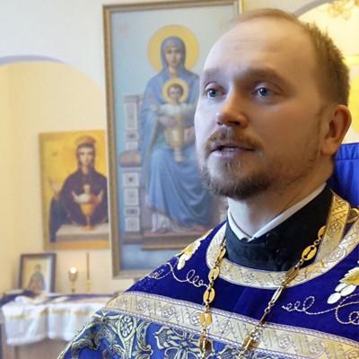 о.Александр Гаврилов, Санкт-Петербург