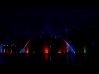 Винницкий фонтан 11.06.16
