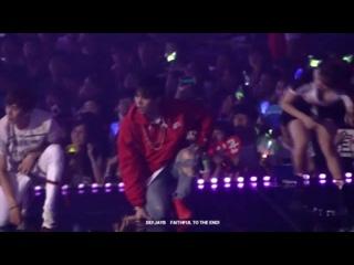 [FANCAM] 160806 Джейби - GO CRAZY! @ 'JYP NATION «MIX & MATCH» IN SEOUL' D-1.