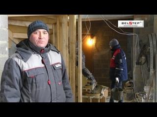 Монолитные лестницы БелСтеп, г.Уфа