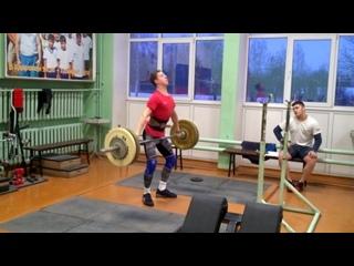 Дмитрий Масленков-01 г/р-рыв. кл+св+нк-90 кг.