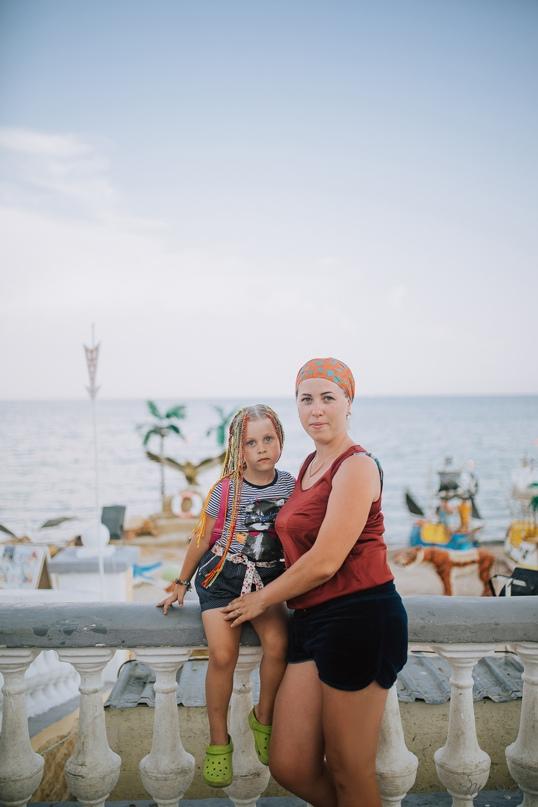Фотосессия в Евпатории - Фотограф MaryVish.ru
