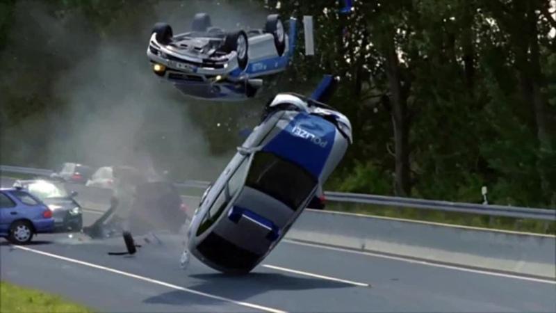 Спецотряд Кобра эпичная нарезка аварий