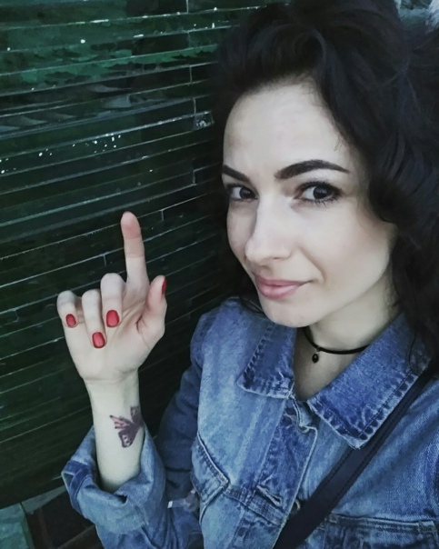 Мария Братищева, Украина