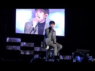 [PERF]  Yang YoSeob @ Pohang Big K-Pop Festival - 위로 (ending) + Its You