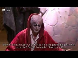 Лигети Ligetis Великий Мертвиарх Le Grand Macabre Гилберт Alan Gilbert Doug Fitch 2019 Elbphilharmonie Hamburg