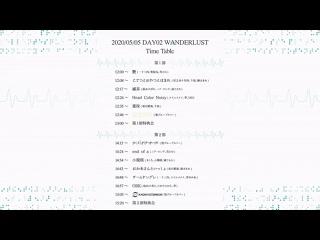 WANDERLUST — Part 1