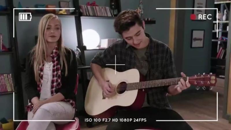 I Am Frankie 2 - Andrew e Simone Cantam Maybe Its You Me Para Todos Ouvi! (Capítulo 17)