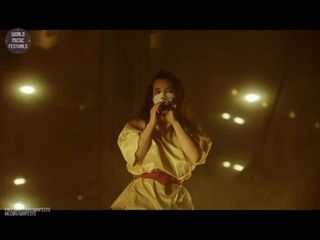 Purity Ring - Life is Beautiful 2021 - Full Show HD
