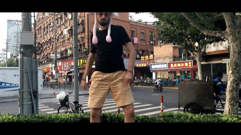 Enay - Nathan road (Leaving China town)