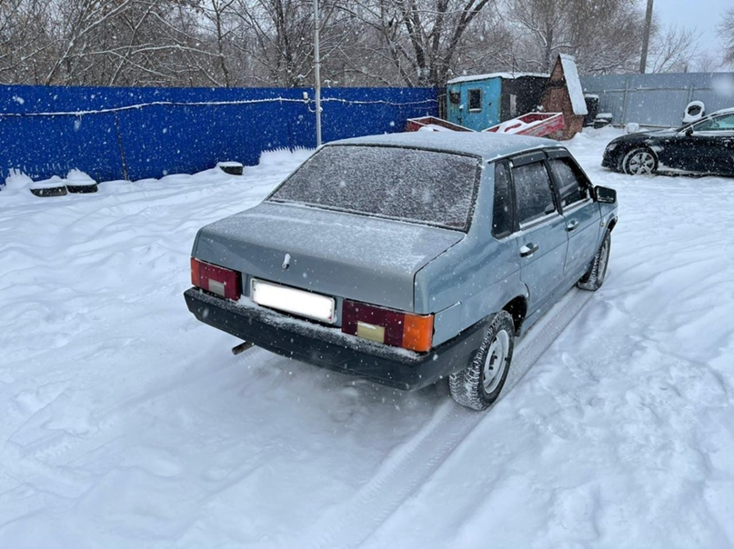 Купить Лада 21099 2002 год инжектор,   Объявления Орска и Новотроицка №12917