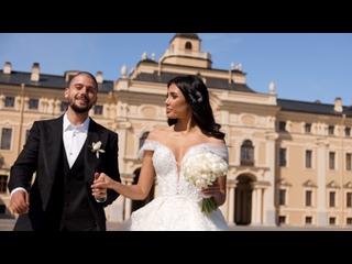 Свадьба Жени и Джен 🖤