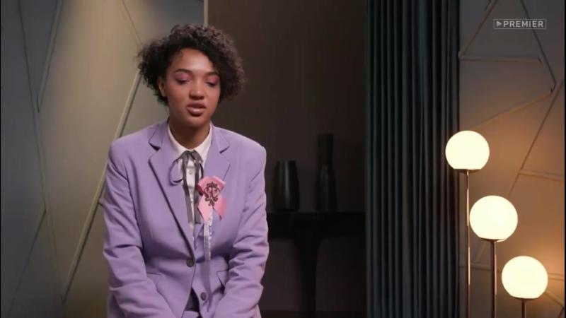 Тина Франк - Я как будто Мишель Обама в Белом доме (Пацанки 5)