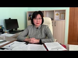 Комментарий министра здравоохранения Евгении Лудуповой