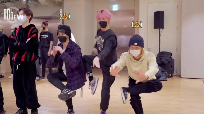 РУС СУБ N' 153 We gon' resonate🔥 NCT 2020💚 За кулисами на танцевальной практике для MAMA🌟