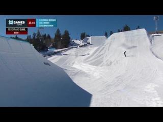 MEDAL RUNS_ Jeep Men's Ski Slopestyle _ X Games Aspen 2021