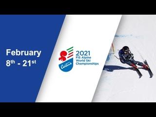Горные лыжи. Чемпионат мира. Кортина-д'Ампеццо. Мужчины. Слалом. 1-я попытка. Прямая трансляция