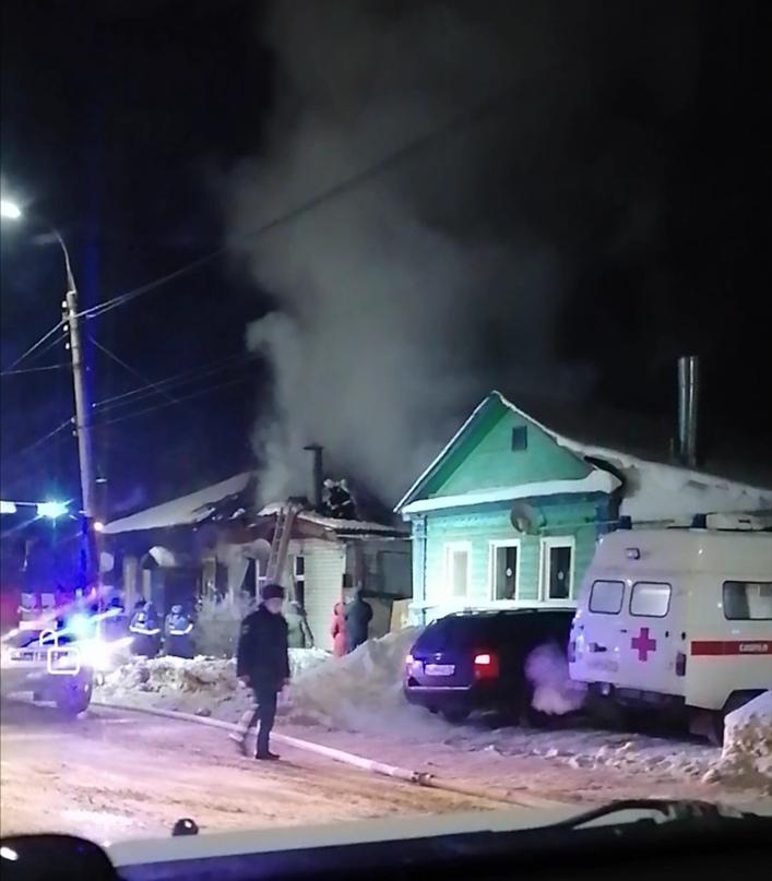 В Орле при пожаре в квартире погибла женщина. ЧП, стоившее человеческой жизни, с...