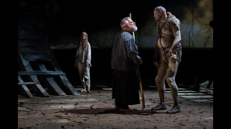 Спектакль Буря The Tempest Рус Субтитры Royal Shakespeare Theatre