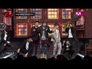 "Trainee MINHYUK(민혁) X #GUN(샵건) X SHOWNU(셔누) - ""JOAH"" @Final debut missionㅣ 10화"