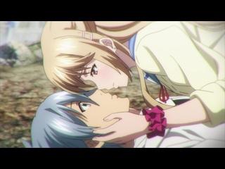 Strike the Blood III OVA-3 / Удар крови III ОВА-3 - 10 серия END [Озвучка: Sergei Vasya & Nika Lenina (AniDub)]
