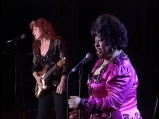 Ruth Brown — Mama He Treats Your Daughter Mean (1993) • Rock And Roll Hall Of Fame + Museum Live - Legends