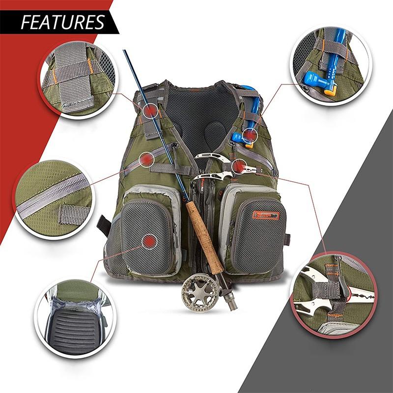 Рюкзаки для рыбалки, изображение №2
