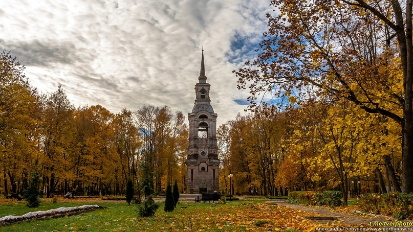 Осень в Осташкове. Часть 2 Тверь