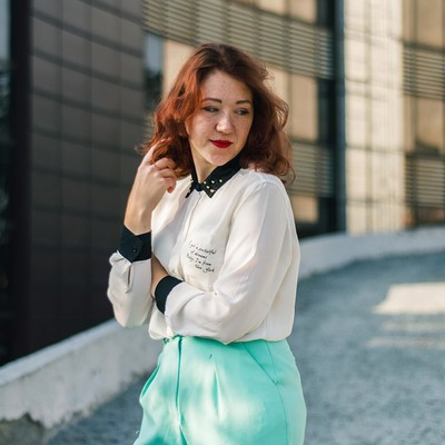 Sabrina Borisik, Москва