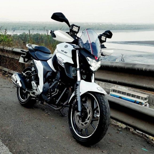 Yamaha зарегистрировала торговую марку FZ-X
