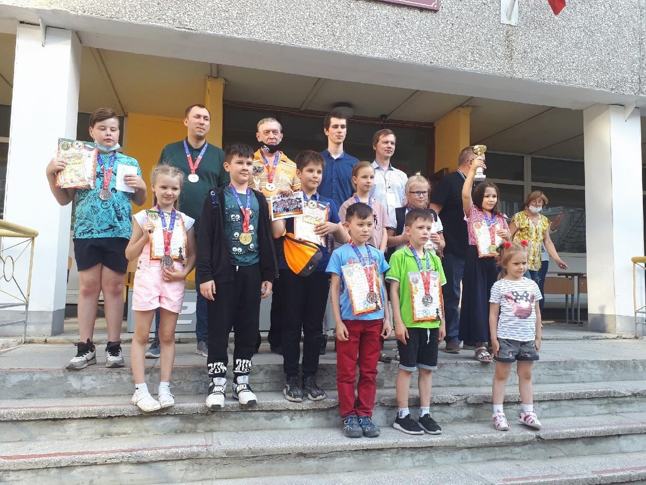 В Ирбите завершился этап Кубка Свердловской области по быстрым шахматам