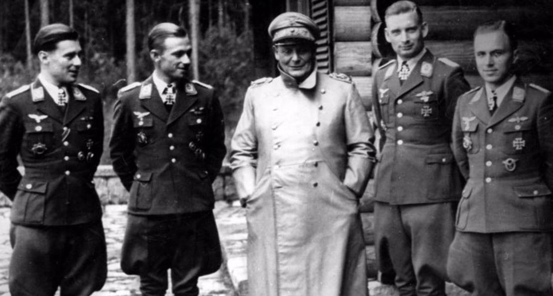 Геринг и его соколы