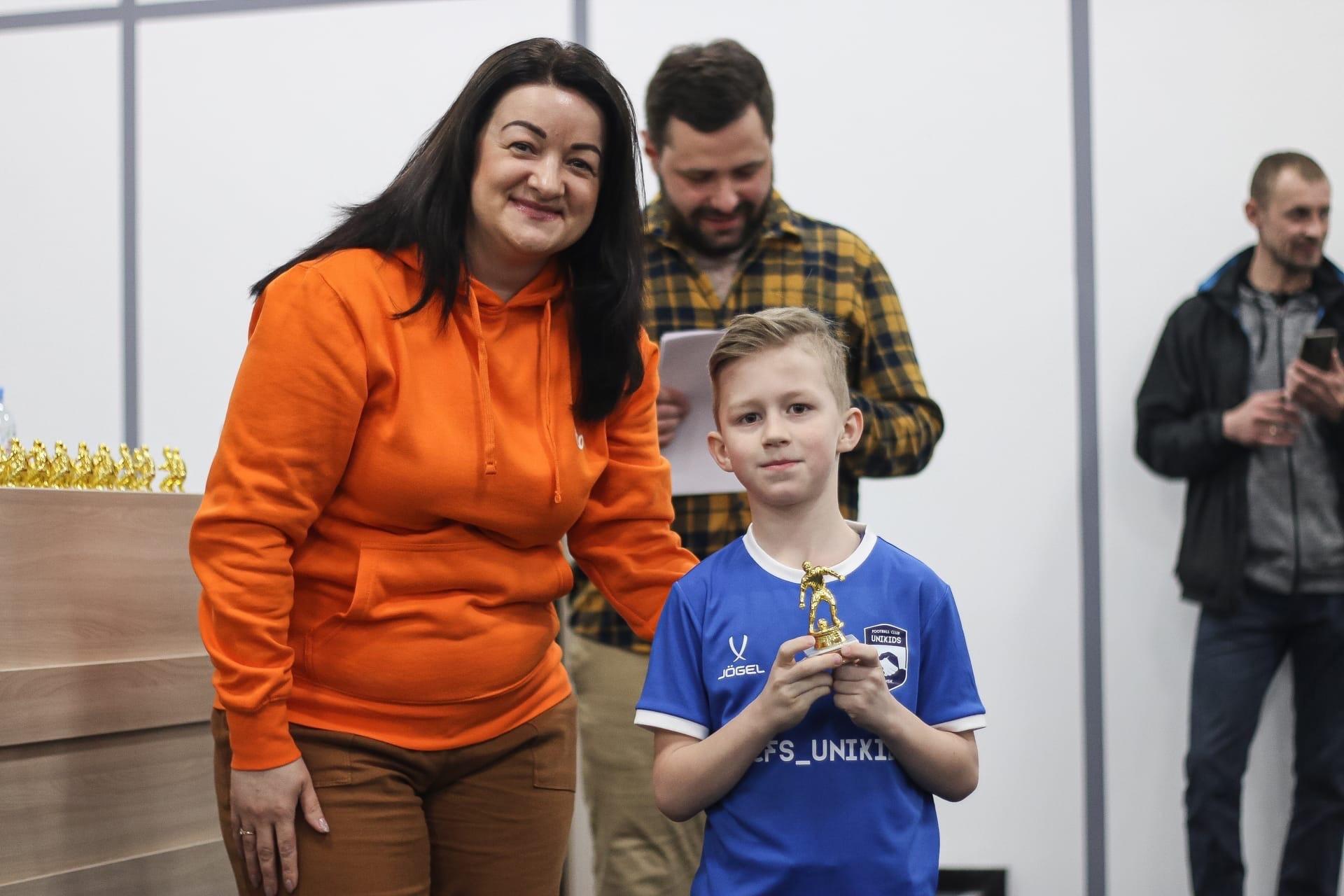 Ярослав Шакуто — ЮНИKIDS