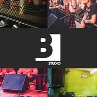 Логотип B-studio / Репетиционная точка /